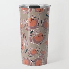 BP 46 Abstract Travel Mug