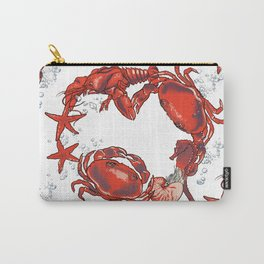 mer party Carry-All Pouch