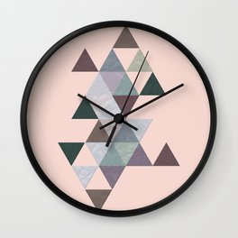 #811 Futility Wall Clock
