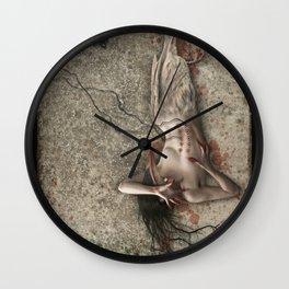 Untitled012012 Wall Clock
