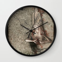 Untitled012012 Wall Clock