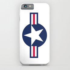 US Air force plane smbol - High Quality image Slim Case iPhone 6