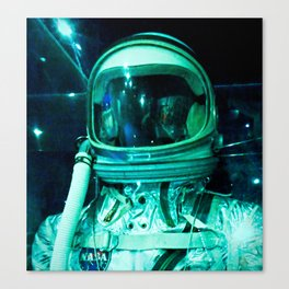 """Spaceman"" Canvas Print"