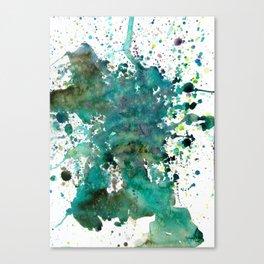 Earth Tone 3 Canvas Print