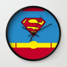 Superman - Superhero Wall Clock