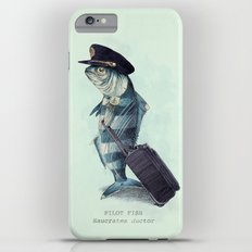 The Pilot (colour option) Slim Case iPhone 6 Plus