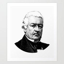 President Millard Fillmore Art Print