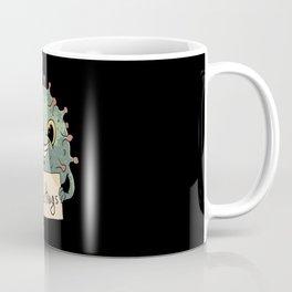 Free Virus Hugs Coffee Mug