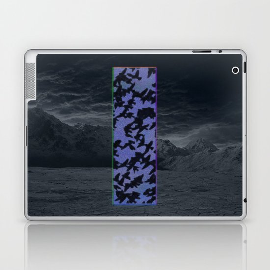 """Welcome Oblivion"" by Tim Lukowiak Laptop & iPad Skin"