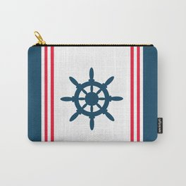 Sailing wheel Carry-All Pouch
