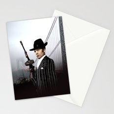 city nights, and Jason Wing Stationery Cards