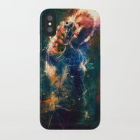 rick grimes iPhone & iPod Cases featuring TwD Rick Grimes. by Emiliano Morciano (Ateyo)