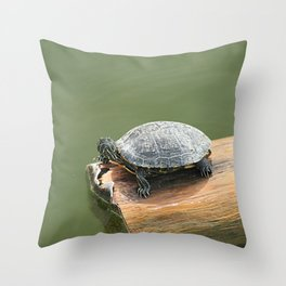 You talkin' to me?!? Throw Pillow