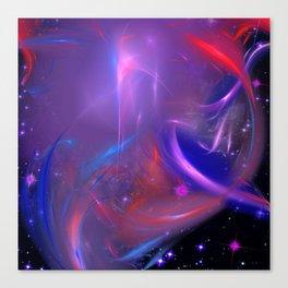 Cosmic Twister Canvas Print