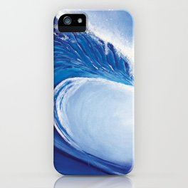 Ocean Wave Painting iPhone Case