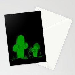 Cactus Scissorhands Stationery Cards