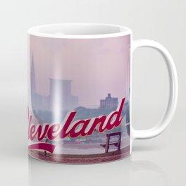 Homesick - Cleveland Skyline Coffee Mug