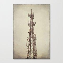 Transmit Canvas Print