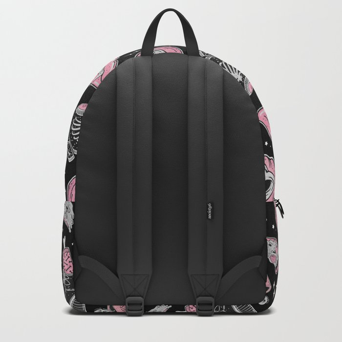 SPOOKS OR CREEPS Backpack