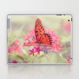 Quiet Butterfly Laptop & iPad Skin