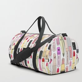 Lipstick Decoys Duffle Bag