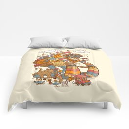 Circusbot Comforters