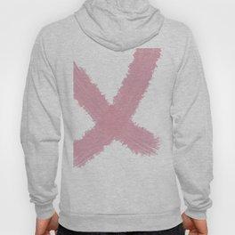 x marks the spot Hoody