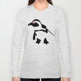 Penguin Style Long Sleeve T-shirt