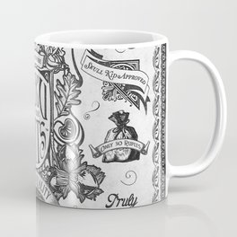 Legend of Zelda inspired Deku Nuts Vintage Advertisement Coffee Mug