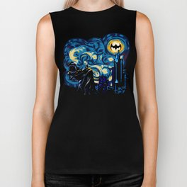 Starry Knight iPhone 4 4s 5 5c 6, pillow case, mugs and tshirt Biker Tank