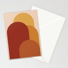 Minimal Arches IX Stationery Cards