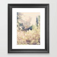 Lovely Light Framed Art Print