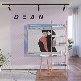 DEAN Window Wall Mural