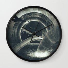 An Avian Memory Wall Clock