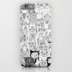 School daze Slim Case iPhone 6s