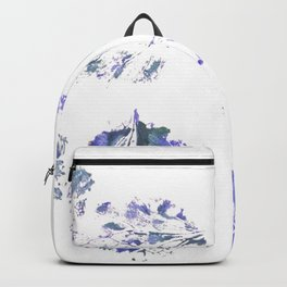 Autumn leaves 7 Backpack