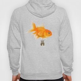 balloon fish, air balloon Hoody