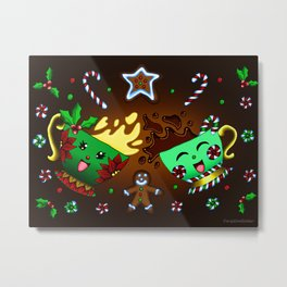 Christmas Artwork #3 (2019) Metal Print