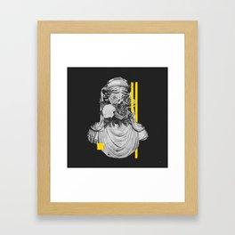 Bouquet. Framed Art Print