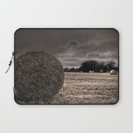 Harvesting the Land Laptop Sleeve