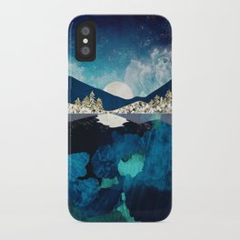 Midnight Water iPhone Case