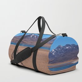 Walk a lonely path Duffle Bag