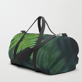 fairy fern Duffle Bag