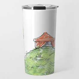 Planetas Travel Mug