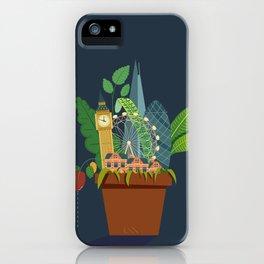 London Garden iPhone Case
