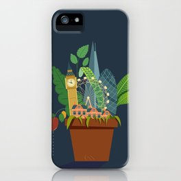 London Garden iPhone Case