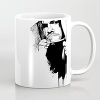 arrow Mugs featuring Arrow by Arianrhod
