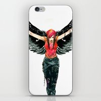 punk iPhone & iPod Skins featuring Punk by akreon