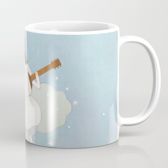 Winter play Mug