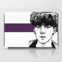 exo iPad Cases featuring Sehun EXO Exodus by fabisart